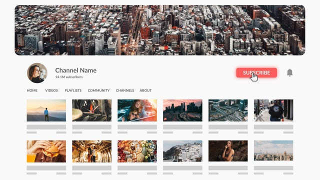 Photo of YouTube Search Intro – MotionArray 999094