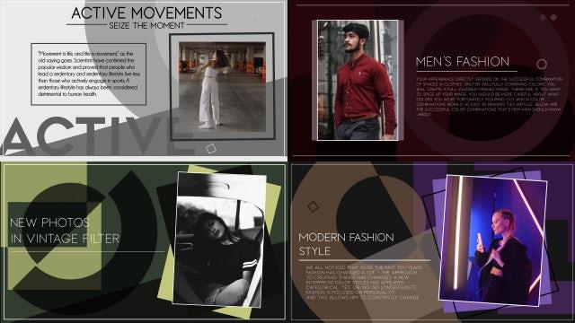 Photo of Fashion Slideshow – MotionArray 1014421