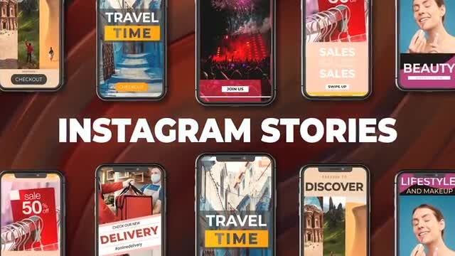 Photo of Instagram Stories Package – MotionArray 1016636