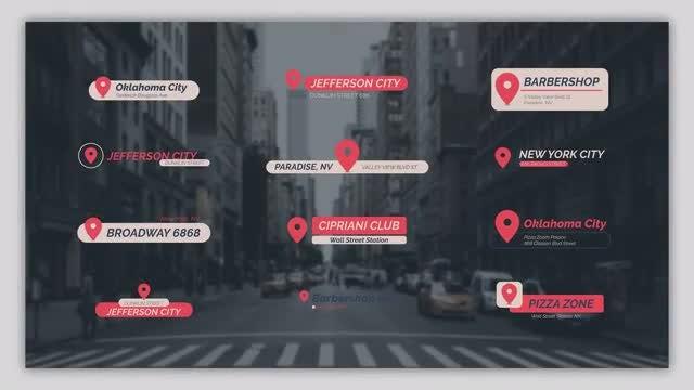 Photo of Location Titles – MotionArray 1052650