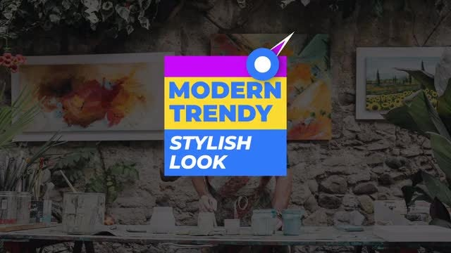 Photo of Modern Colorful Call Out Titles – MotionArray 1039403