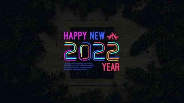 Photo of New Year Titles – MotionArray 1048642